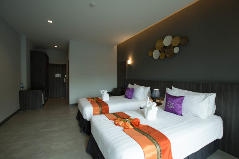 Koh Chang Paradise Hill : Deluxe Pool Side Room
