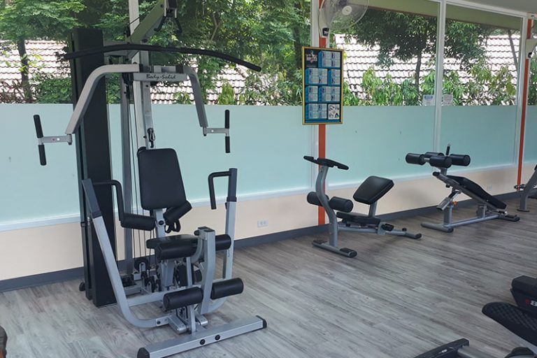 Koh Chang Paradise Hill : Fitness Center